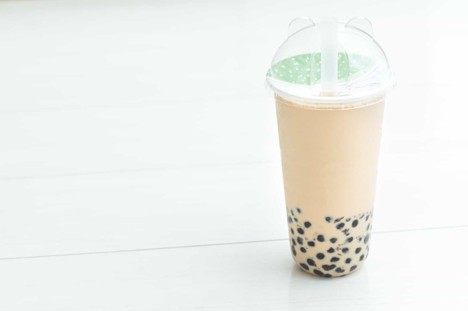 Tapioca Milk Tea in Osaka