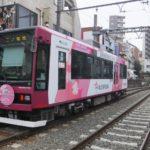 Tokyo Sakura Tram2_Tokyo_Japan