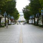 Toyama Boulevard_Toyama City_Chubu Region_Japan