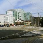Toyama City_Chubu Region_Japan