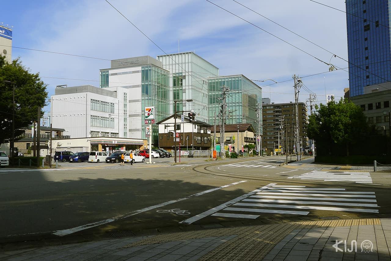 เมืองโทยามะ (Toyama)