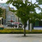 Toyama Tram5_Toyama City_Chubu Region_Japan