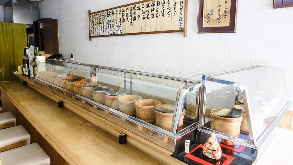 ร้านอาหาร มิชลิน สตาร์ ราคาถูก ที่ โตเกียว - Onigiri Asakusa Yadoroku おにぎり浅草宿六 , ASAKUSA
