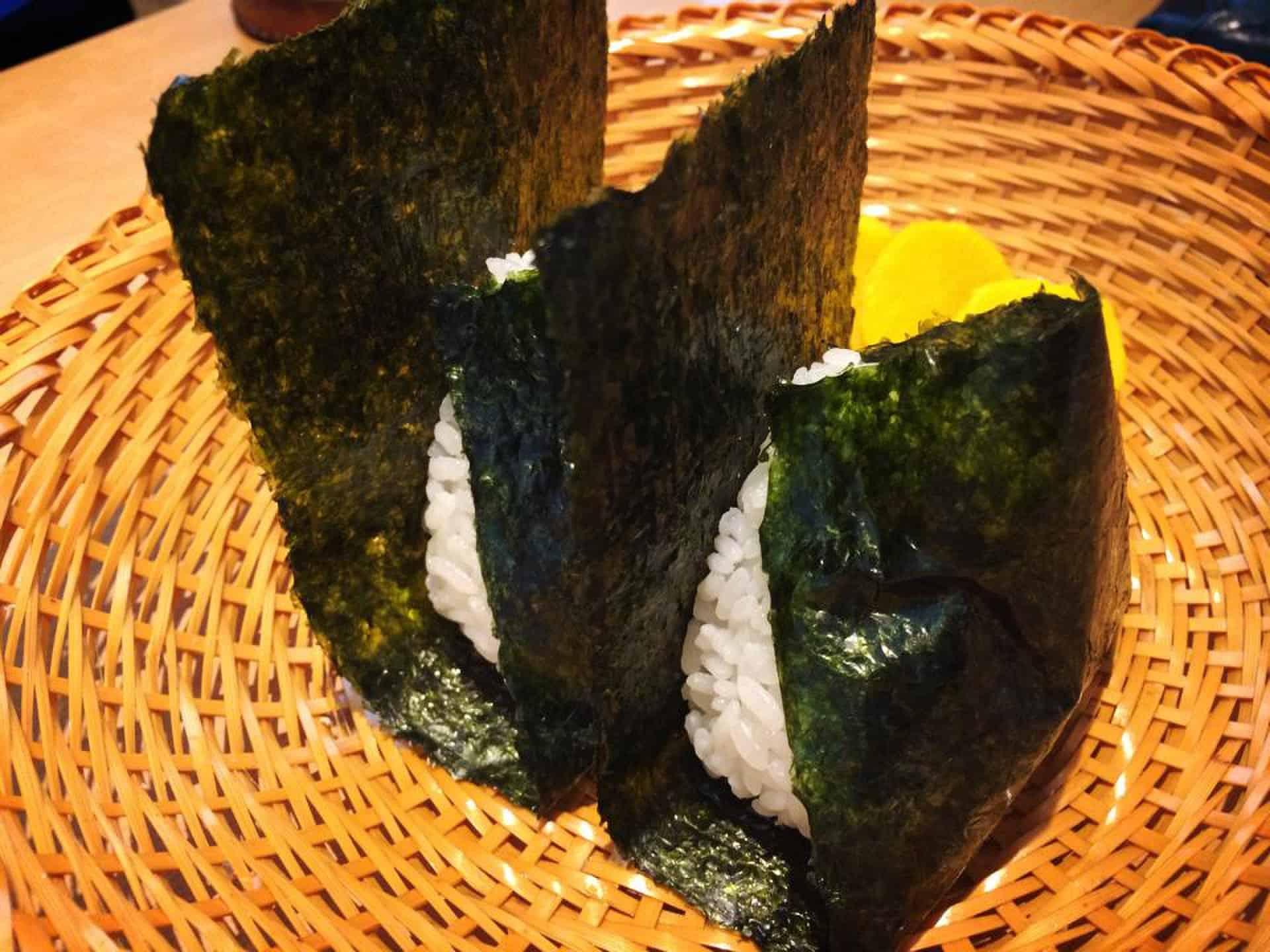 ร้านอาหาร มิชลิน โตเกียว - Onigiri Asakusa Yadoroku おにぎり浅草宿六 , ASAKUSA