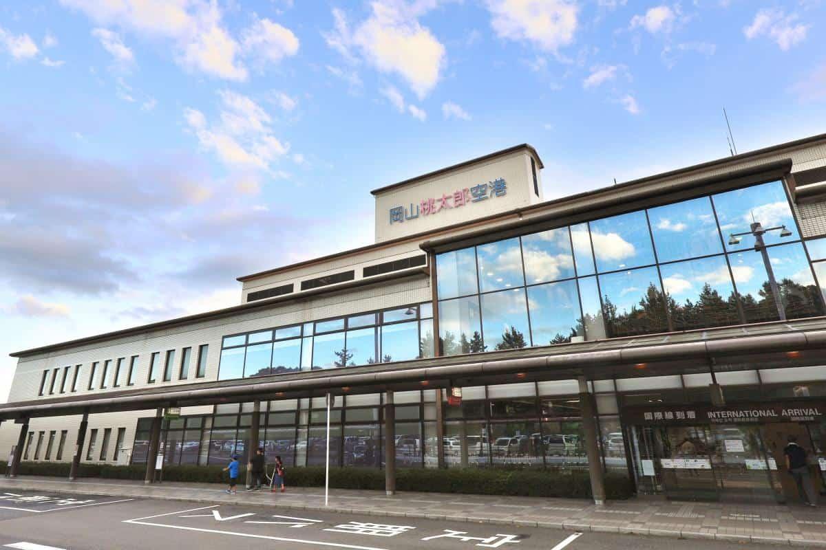 วิธีไปโอคายาม่า - Okayama Momotaro Airport
