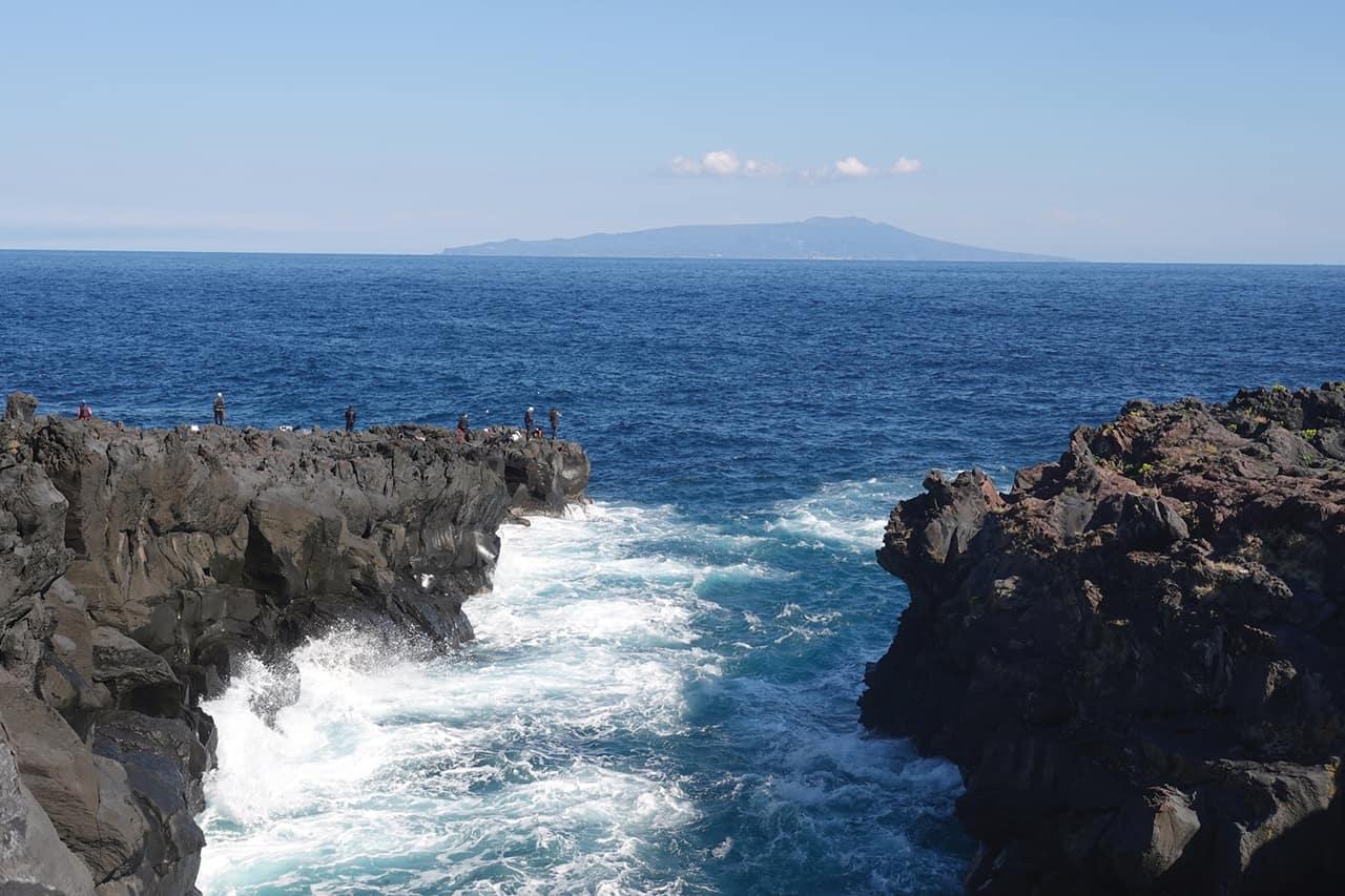 ชายฝั่งโจกาซากิ (Jogasaki Coast) - เมืองอิโต (Ito) จ.ชิซูโอกะ