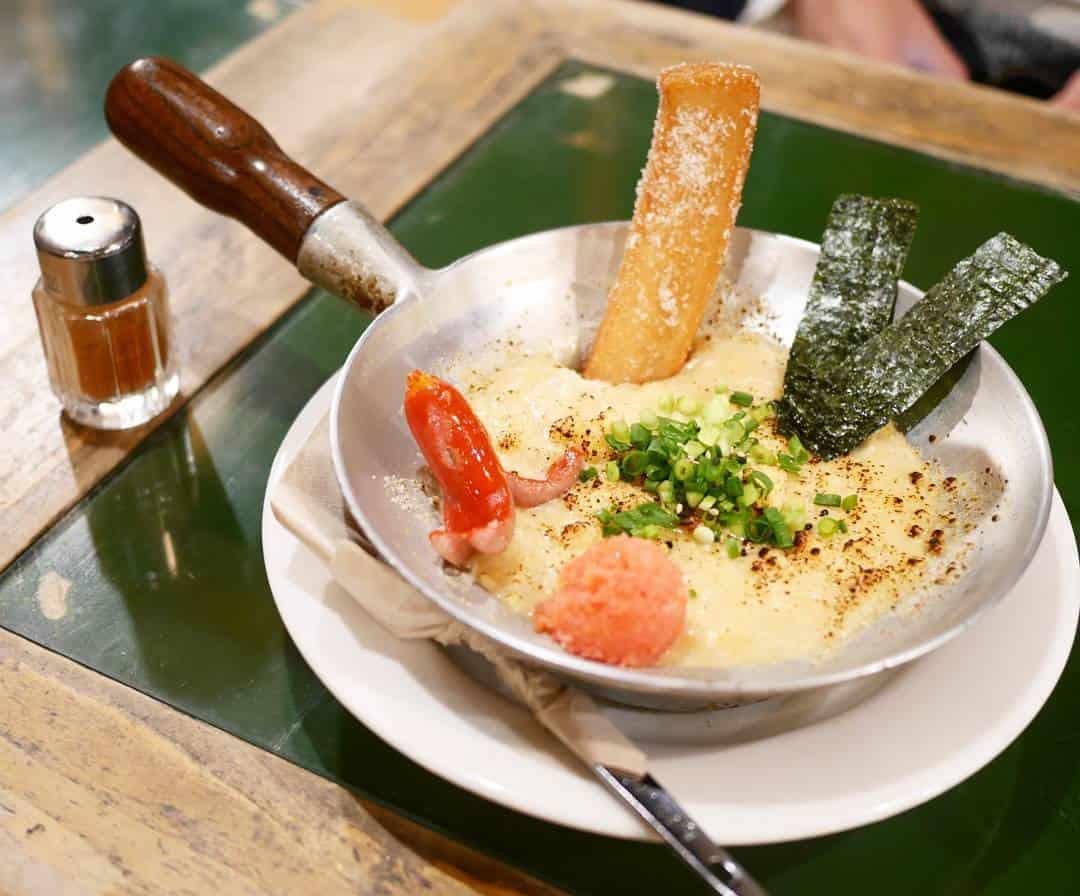 คาเฟ่ ฮาราจุกุ และโอโมเตะซันโด - bio ojiyan cafe