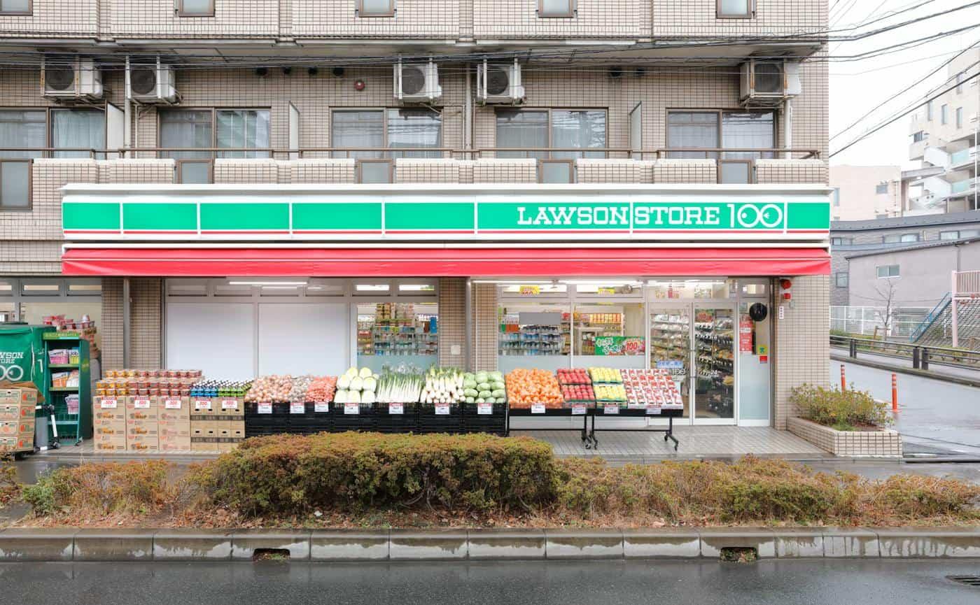 ชานมไข่มุก 100 เยน จาก LAWSON STORE 100