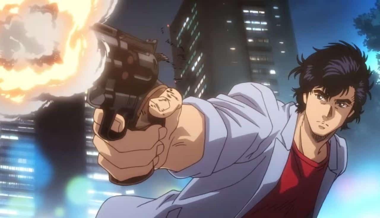 ซาเอบะ เรียว City Hunter The Shinjuku Private Eyes