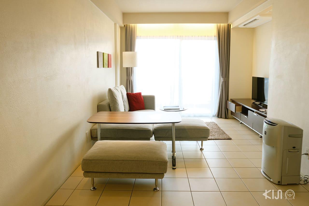 ภายในห้องพักของ Hakodate Danshaku Club Hotel & Resorts