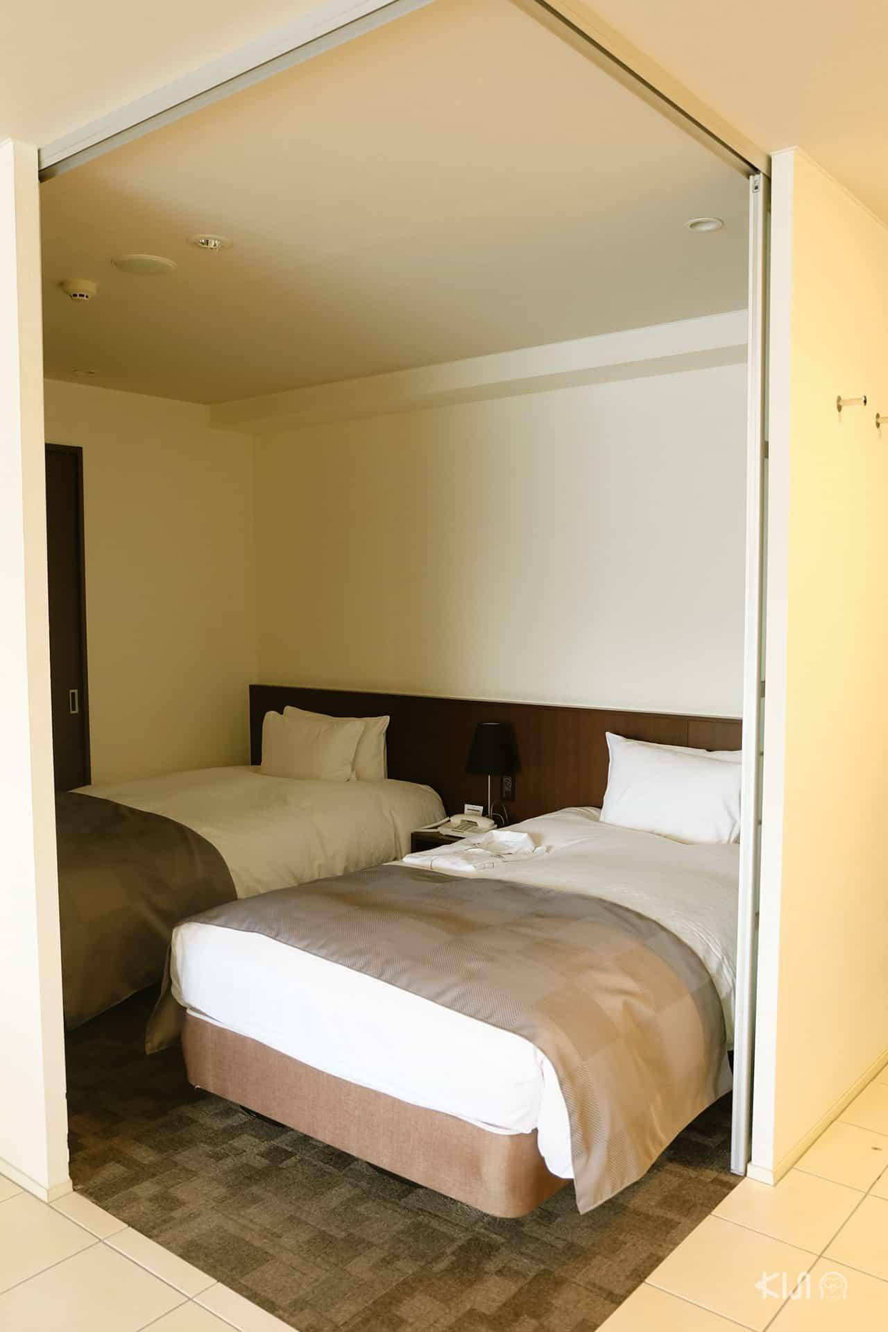 ห้องพัก Hakodate Danshaku Club Hotel & Resorts