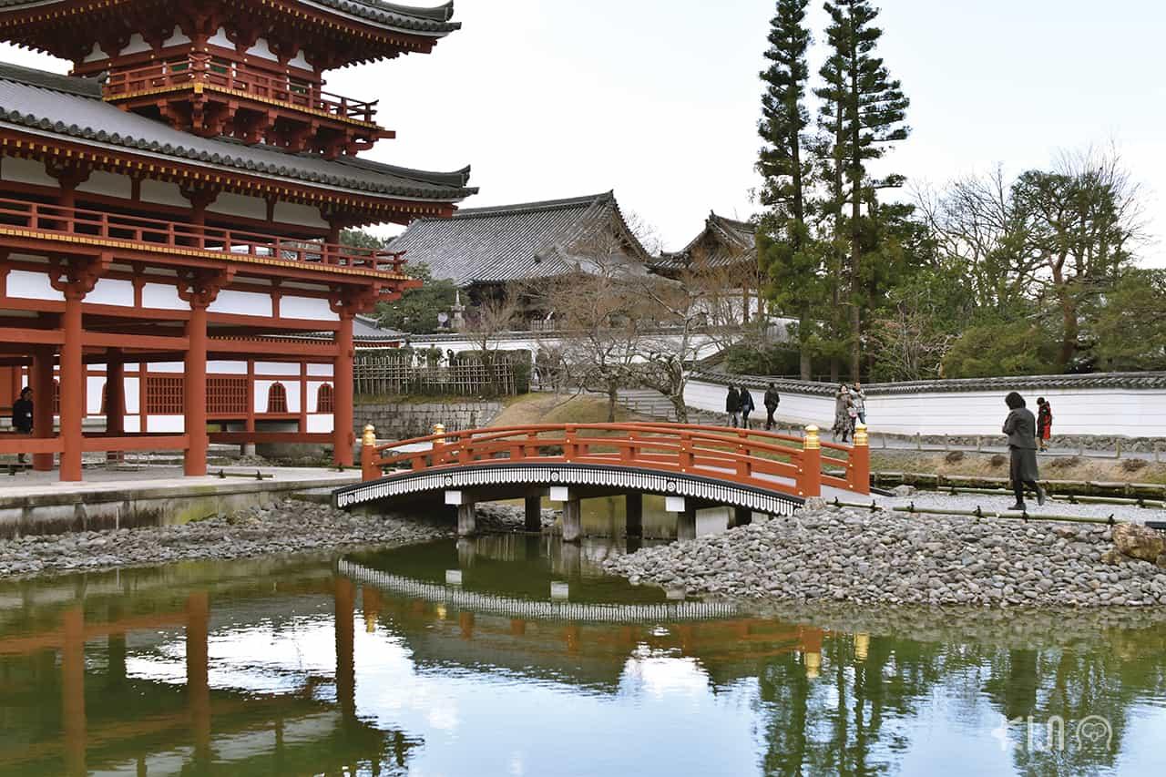 วัดเบียวโดอิน (Byodoin Temple) เกียวโต