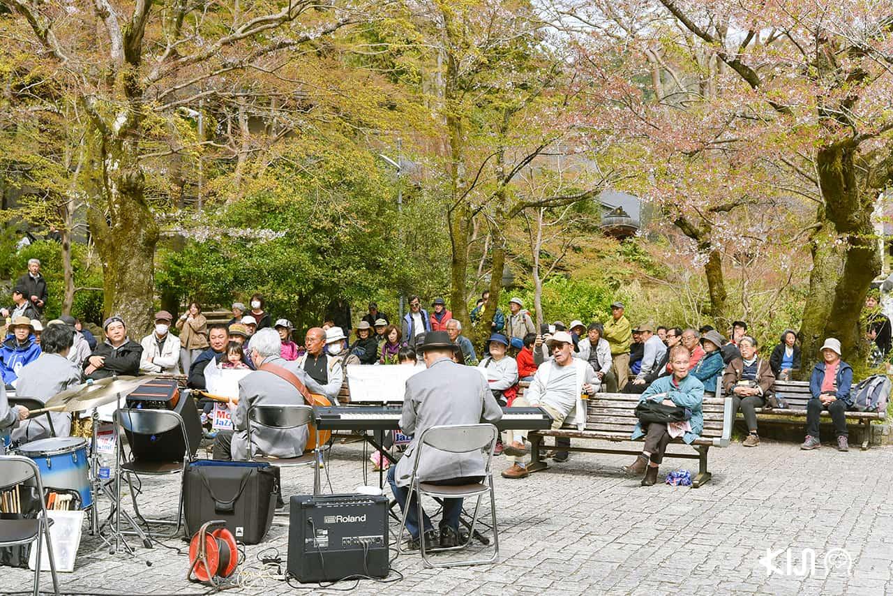 ลานกิจกรรมที่ภูเขาทาคาโอะ (Mt.Takao)