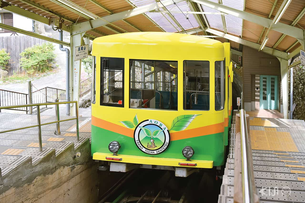 รถไฟ Mt. Takao 1 day Free Ticket