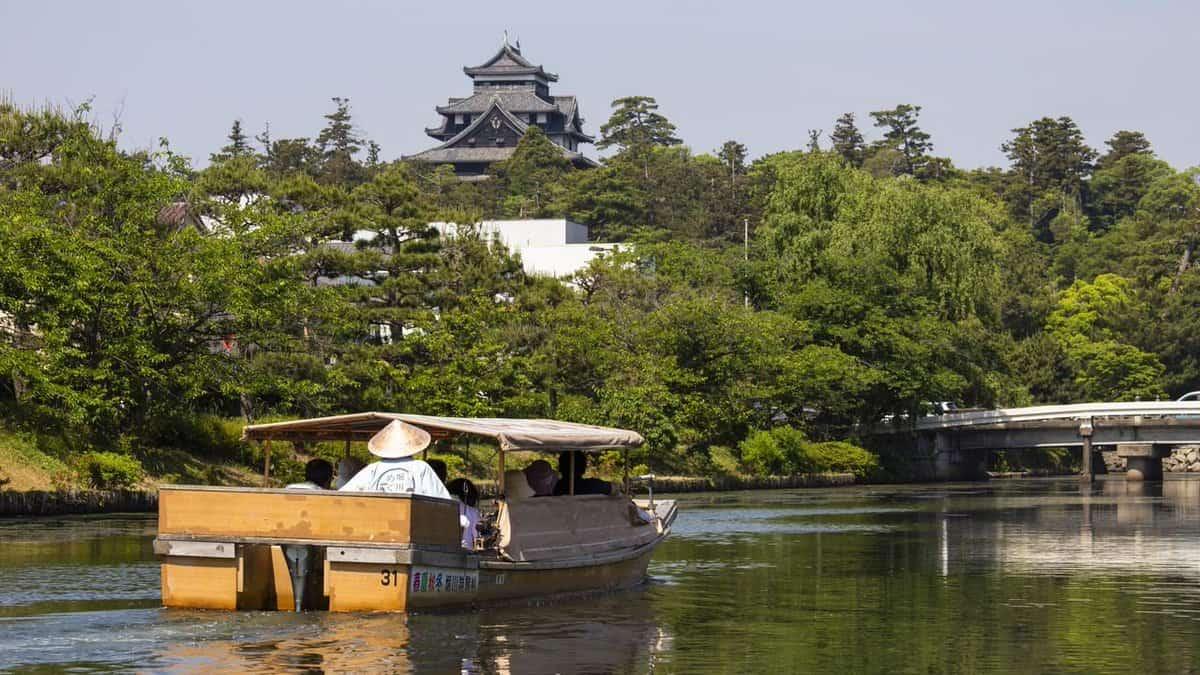 เที่ยวญี่ปุ่น คนน้อย unseen จังหวัดชิมาเนะ (Shimane : 島根県)