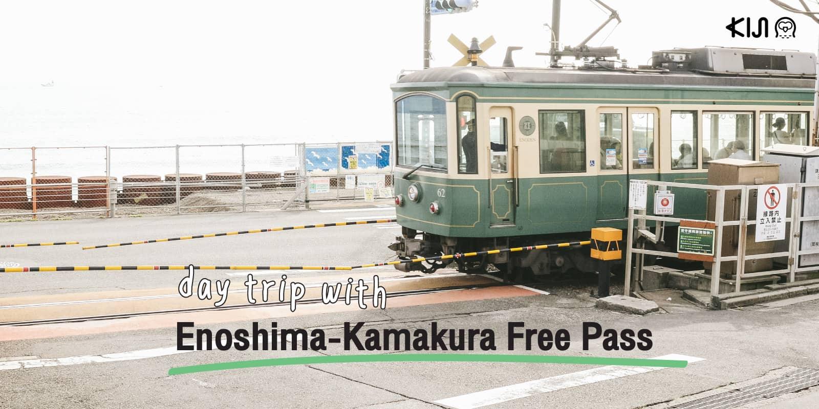 Enoshima-Kamakura Free Pass