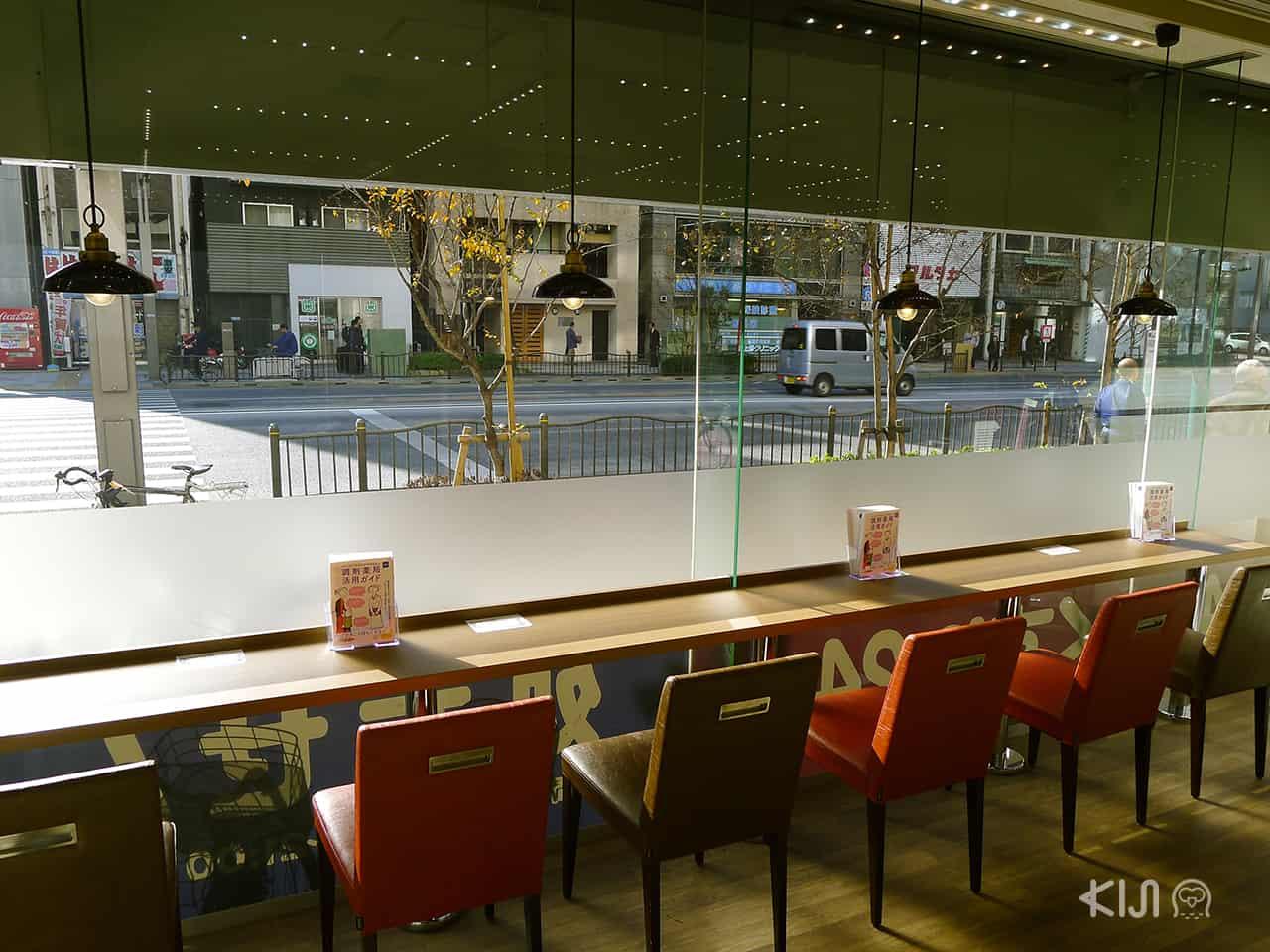 7 เรื่องที่ทำในญี่ปุ่นได้ง่าย : หาของกินได้ง่ายในเชนร้านอาหารเร่งด่วน