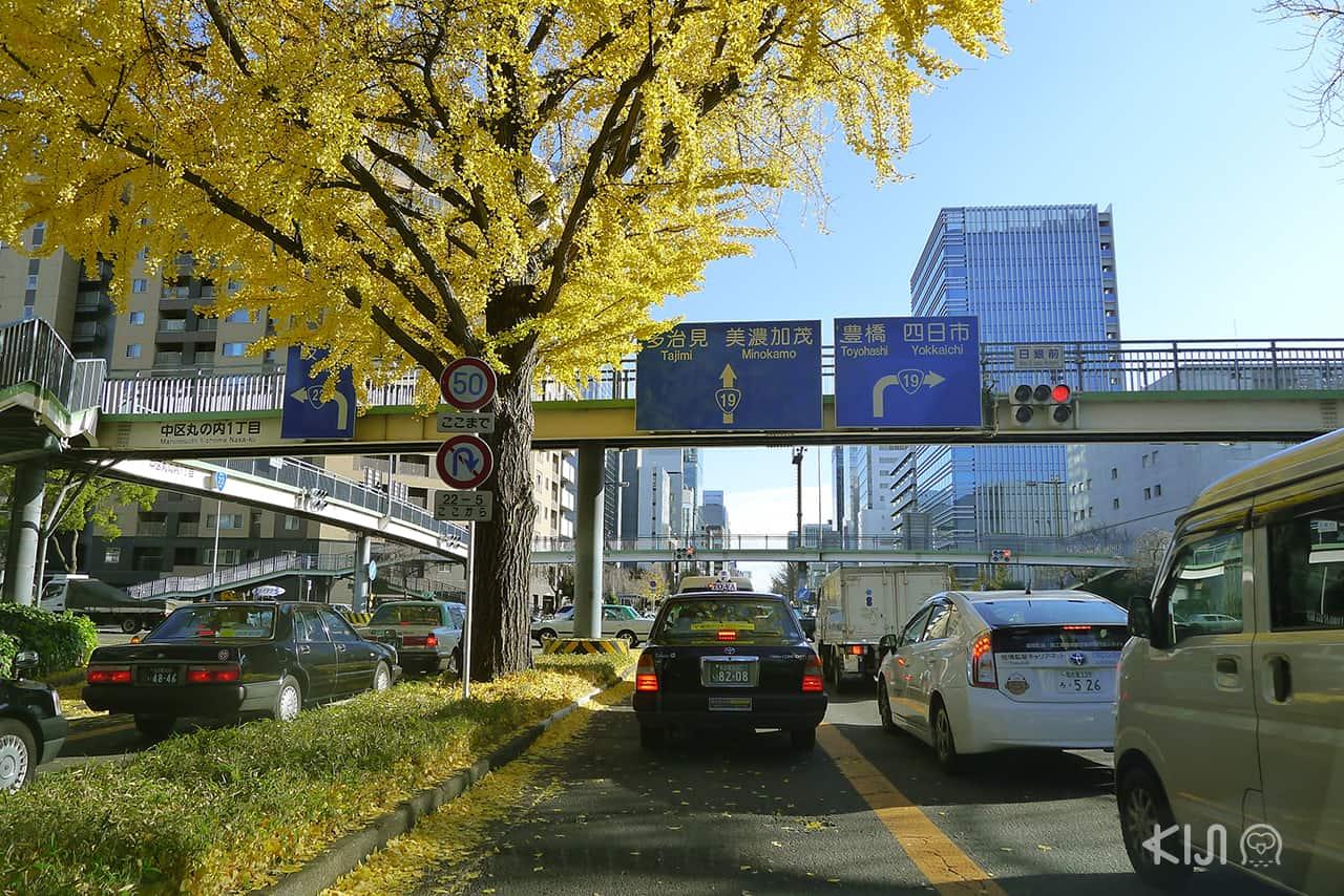 7 เรื่องที่ทำในญี่ปุ่นได้ง่าย : ขับรถง่าย มีป้ายบอกทางชัดเจน