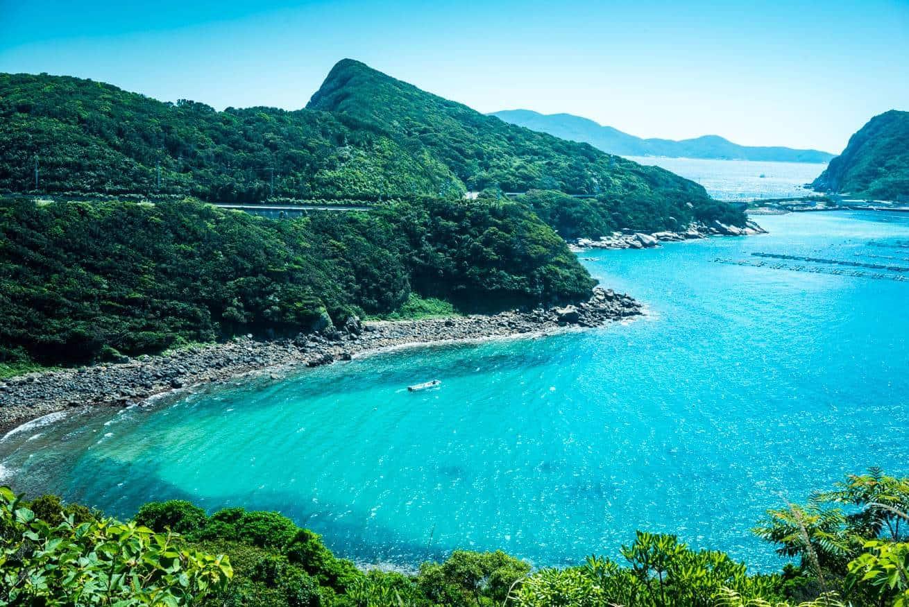 จังหวัดโคจิ (Kochi : 高知県)