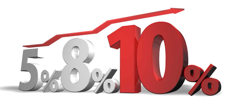 ญี่ปุ่นขึ้นภาษีการบริโภค (Consumption Tax) เป็น 10%
