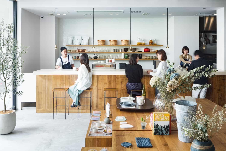 คาเฟ่ ที่ ฮาราจุกุและโอโมเตะซันโด (Café in Harajuku & Omotesando) - Relax Shokudo Harajuku