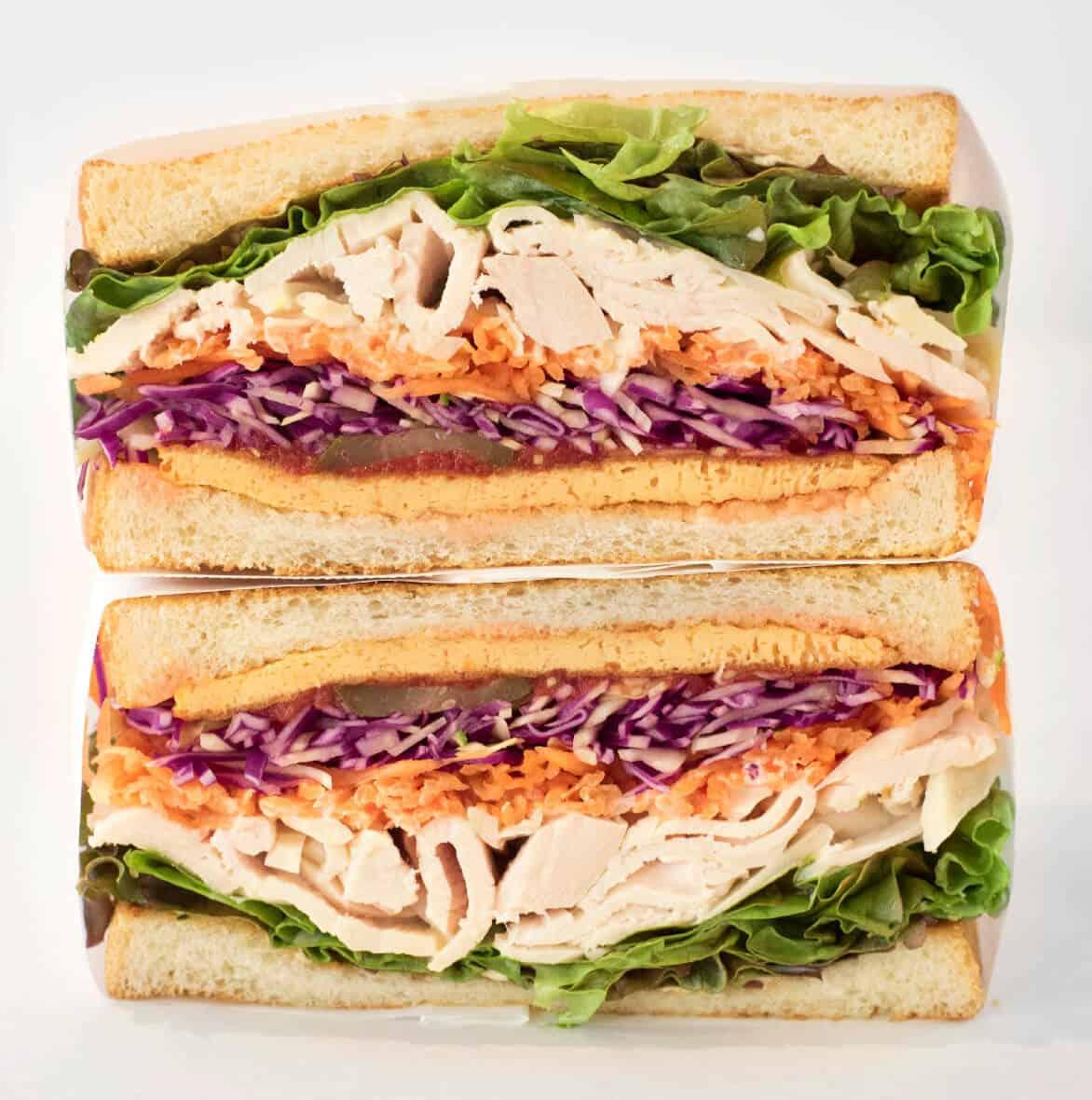 รีวิว Toast Sandwich Bambooトーストサンドイッチバンブー