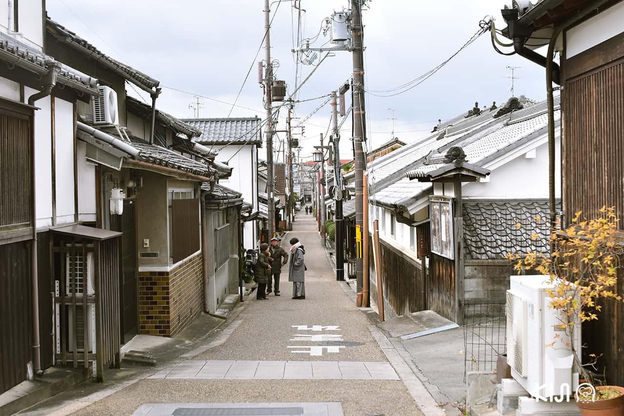 ที่เที่ยวนารา (Nara) : อิไมโช (Imaicho)