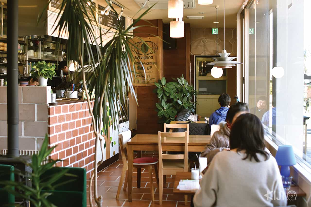 แพลนเที่ยว อุจิ - A.B.C. cafe