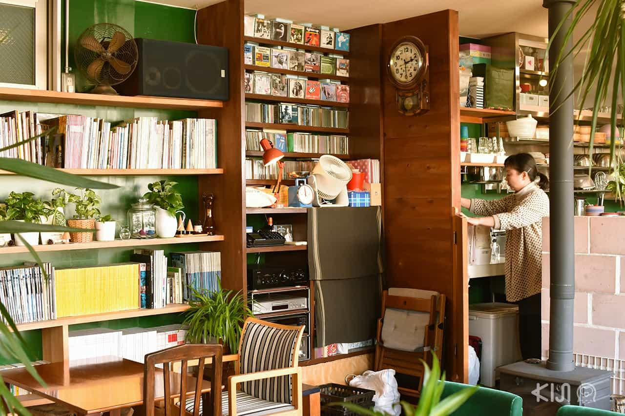 คาเฟ่ เมืองอุจิ A.B.C. cafe