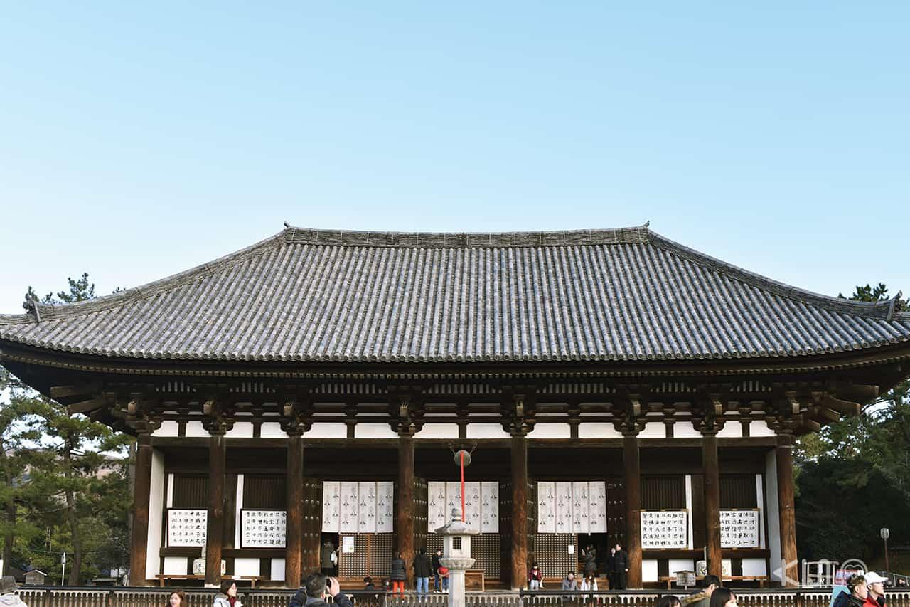 ที่เที่ยวนารา (Nara) : วัดโคฟุคุจิ (Kofukuji Temple)