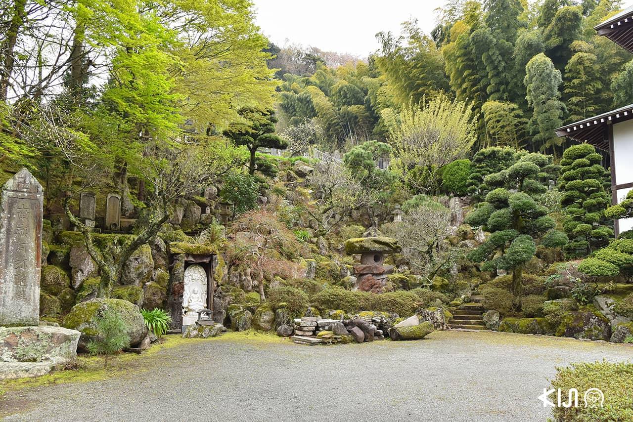 เที่ยววัดฟุคุเซนจิ (Fukusenji Temple) จังหวัดคานางาวะ