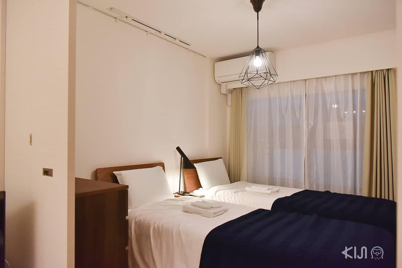 ที่พัก โตเกียว KARIO SASAZUKA TERRACE