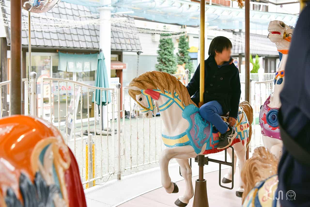 สวนสนุกฮานายาชิกิ (Hanayashiki Amusement Park)