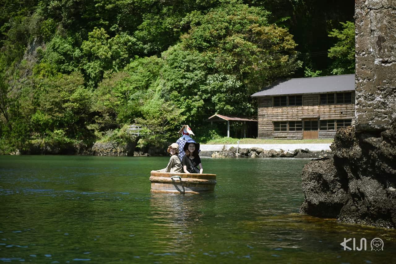 เที่ยวนีงาตะ Tarai Bune (Sado Island)