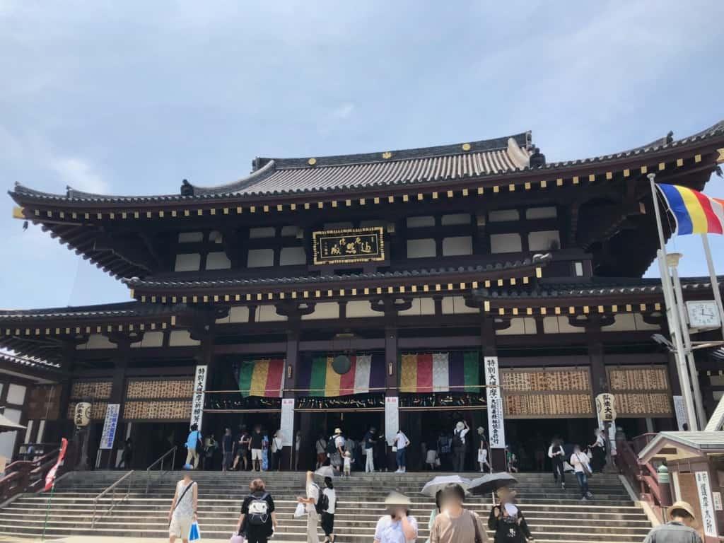 Daishi Temple, Kanazawa เที่ยว เมืองรอง ญี่ปุ่น