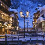 ginzan onsen-ryokan village-tohoku-japan#3