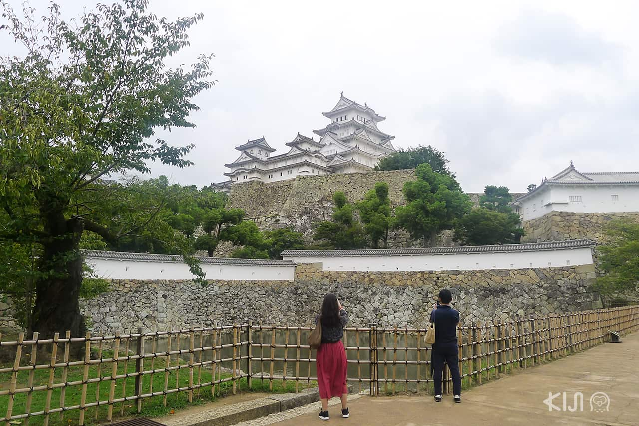 ปราสาทฮิเมจิ จังหวัดเฮียวโงะ