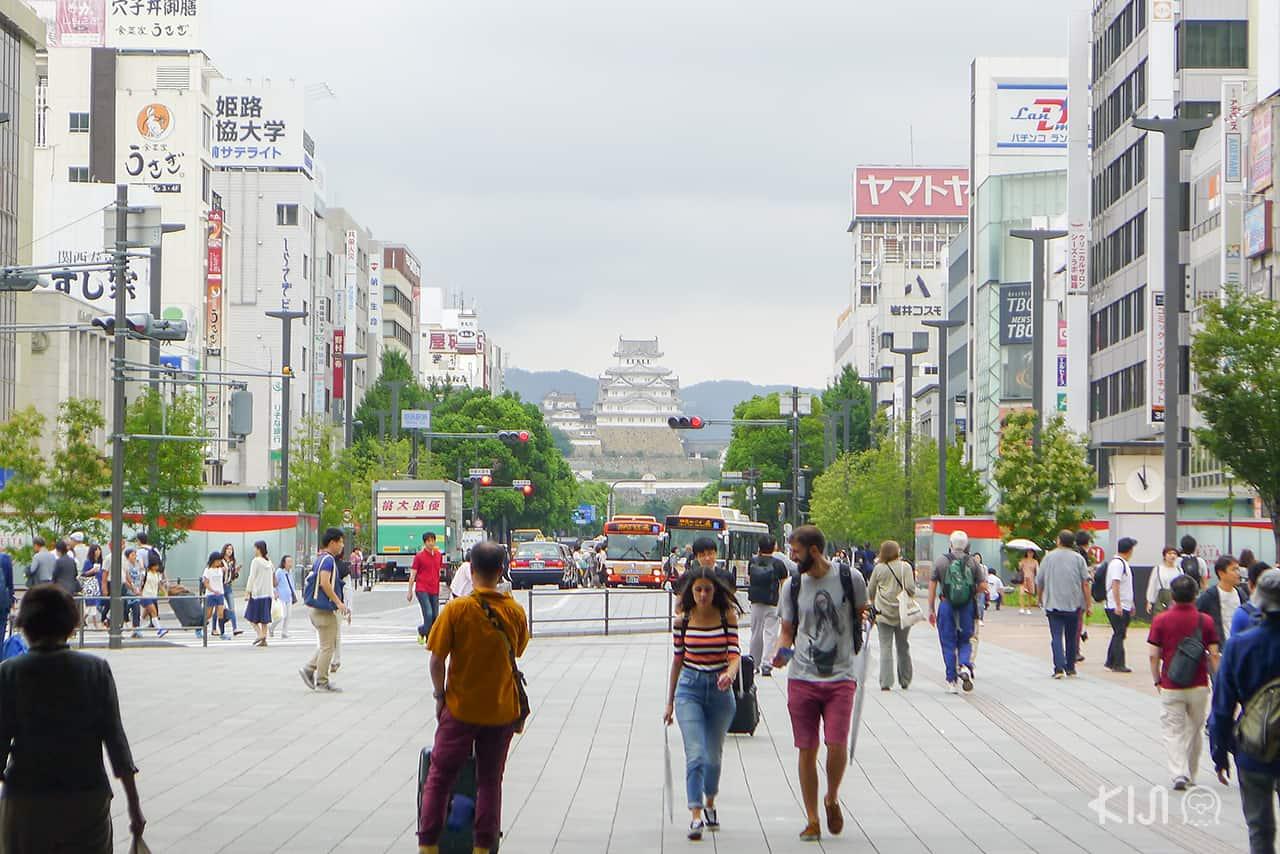 Himeji, Kansai