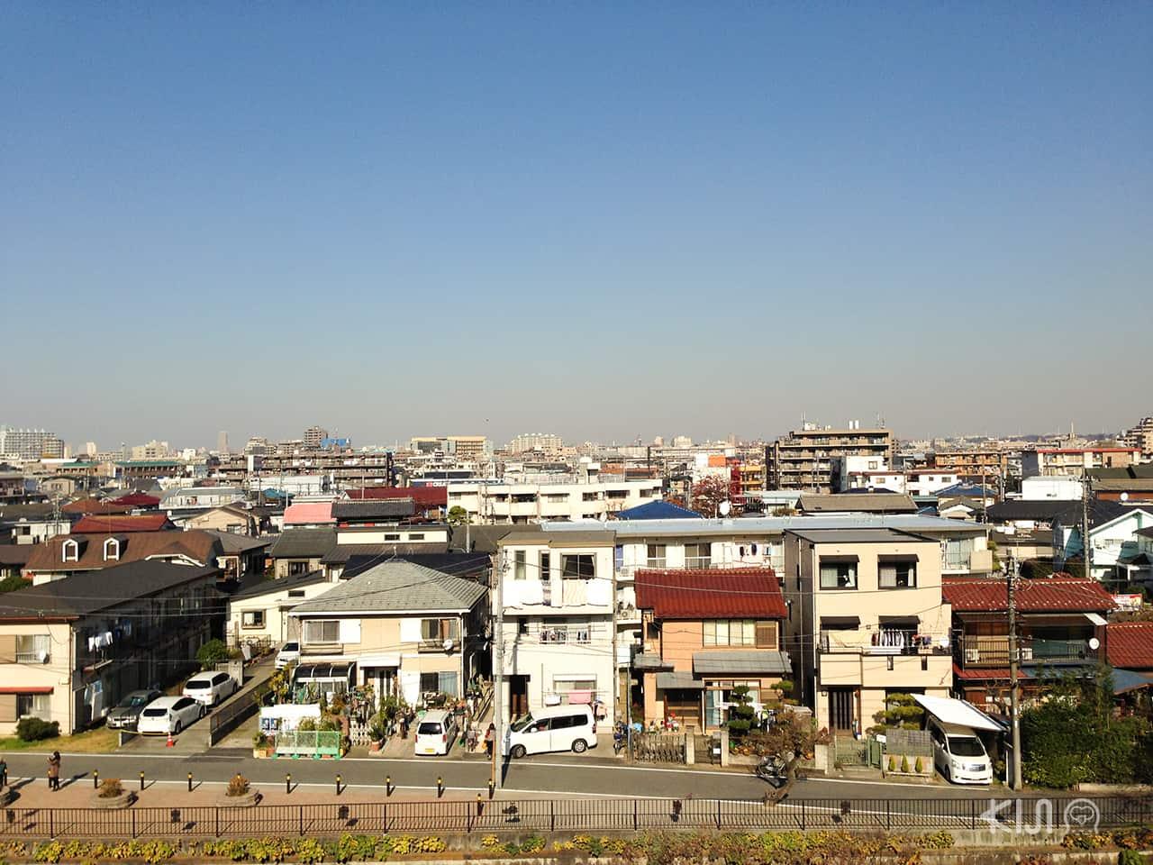 เมืองรอง ญี่ปุ่น Kawasaki, Kanto