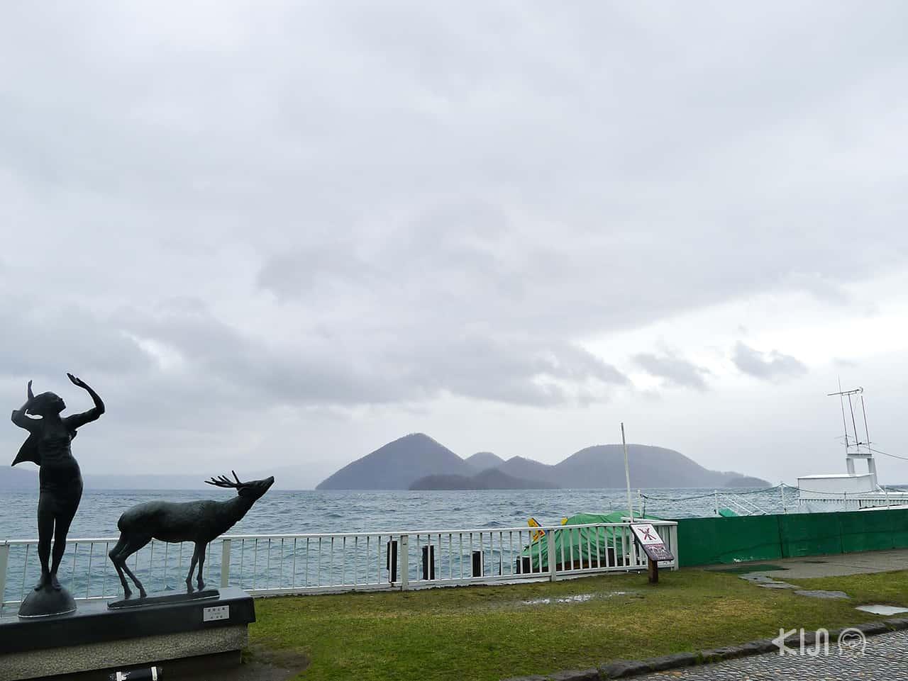 ทะเลสาบโทยะ (Lake Toya)