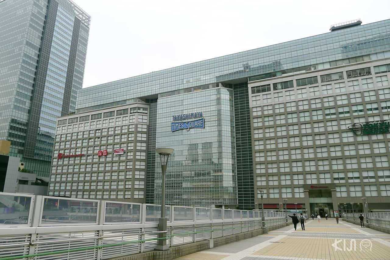 Takashimaya Time Square