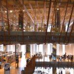 toyama glass art museum-public library-toyama-japan