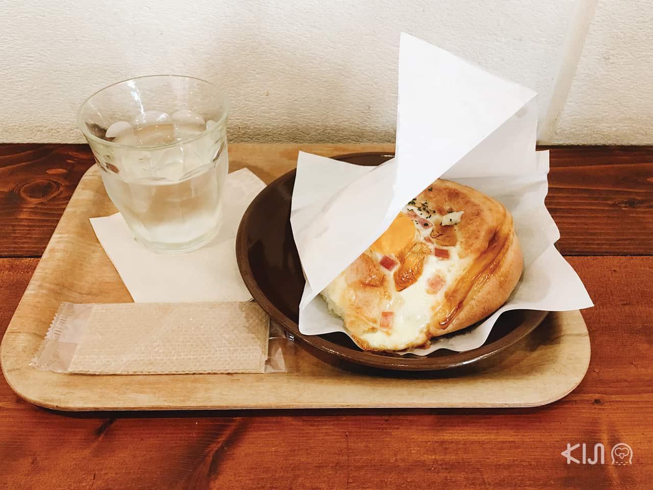 มื้อเช้า อาหารเช้า โตเกียว