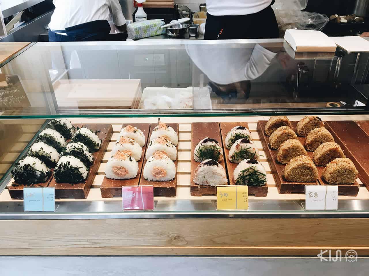 มื้อเช้า แบบญี่ปุ่น โตเกียว