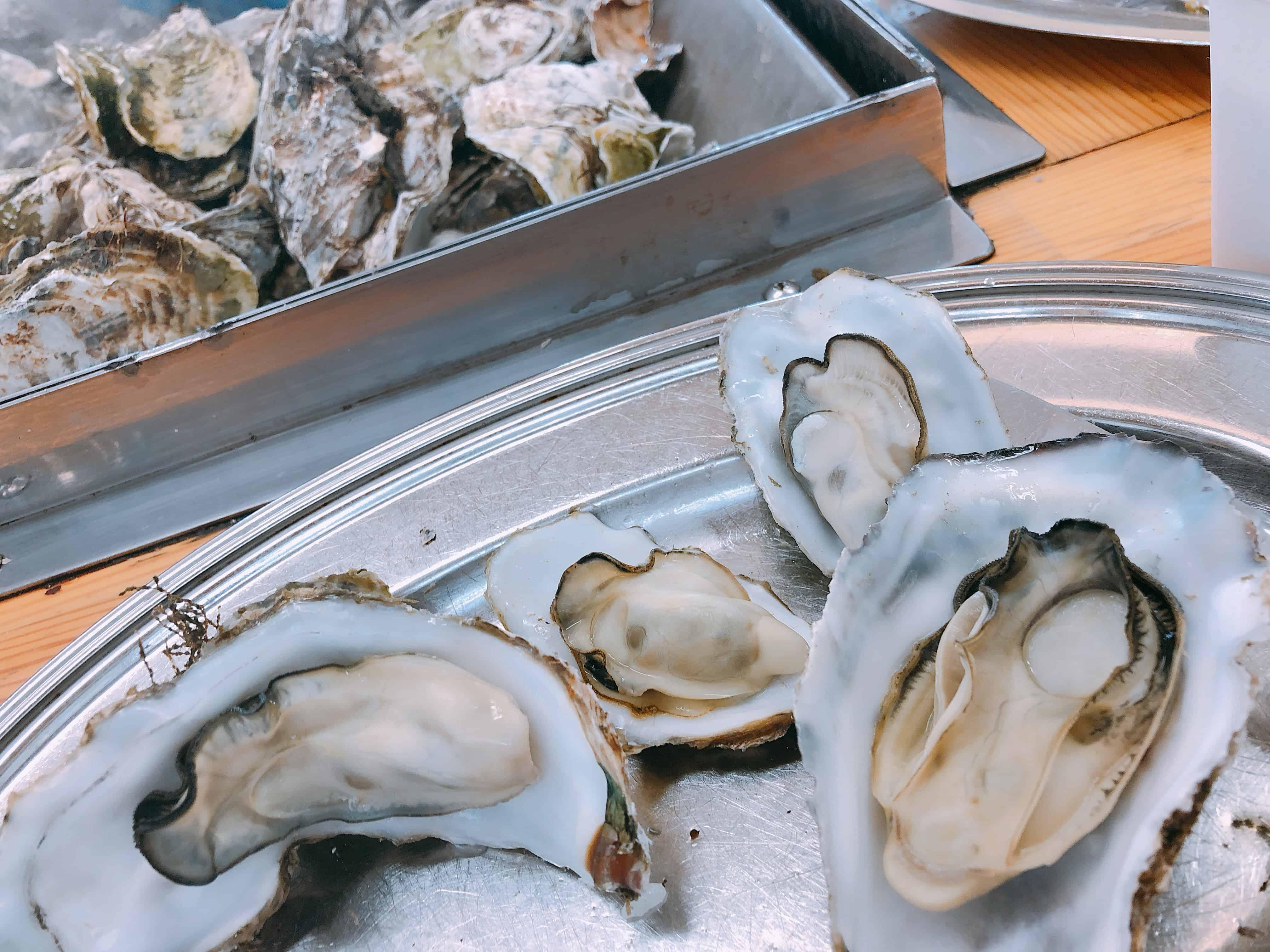 มัตสึชิมะ (โทโฮคุ) เป็นแหล่งประมงหอยนางรม พบมากใน ฤดูหนาว