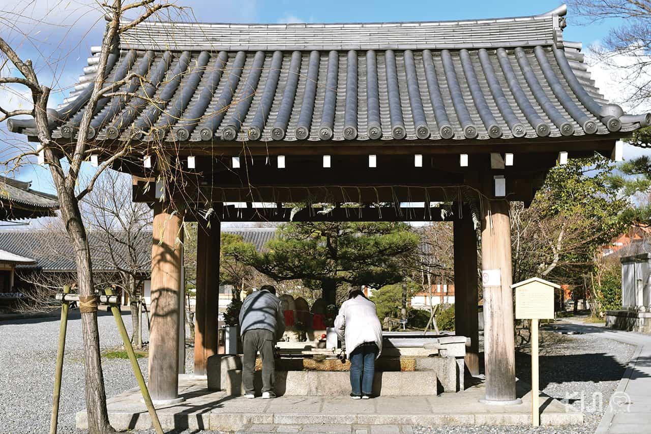 วัดซันจูซันเก็นโด (Sanjusangendo Temple) ช่วง ปีใหม่