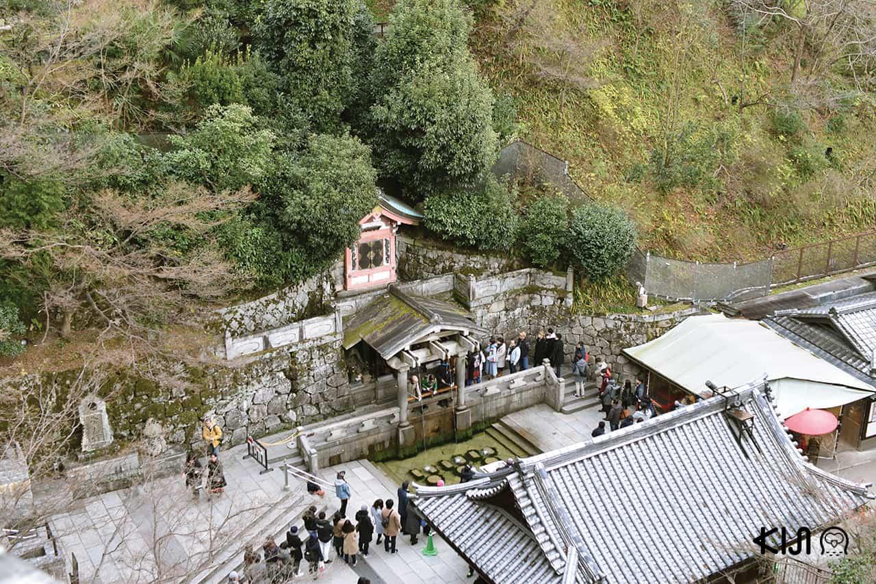 วัดคิโยมิสึ (Kiyomizu-dera Temple) จ.เกียวโต