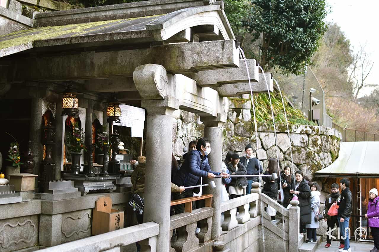 วัดน้ำใส เกียวโต