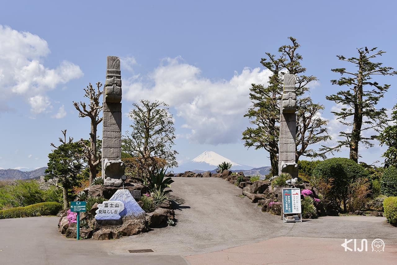 Izu Shaboten Zoo ภูเขาไฟฟูจิ