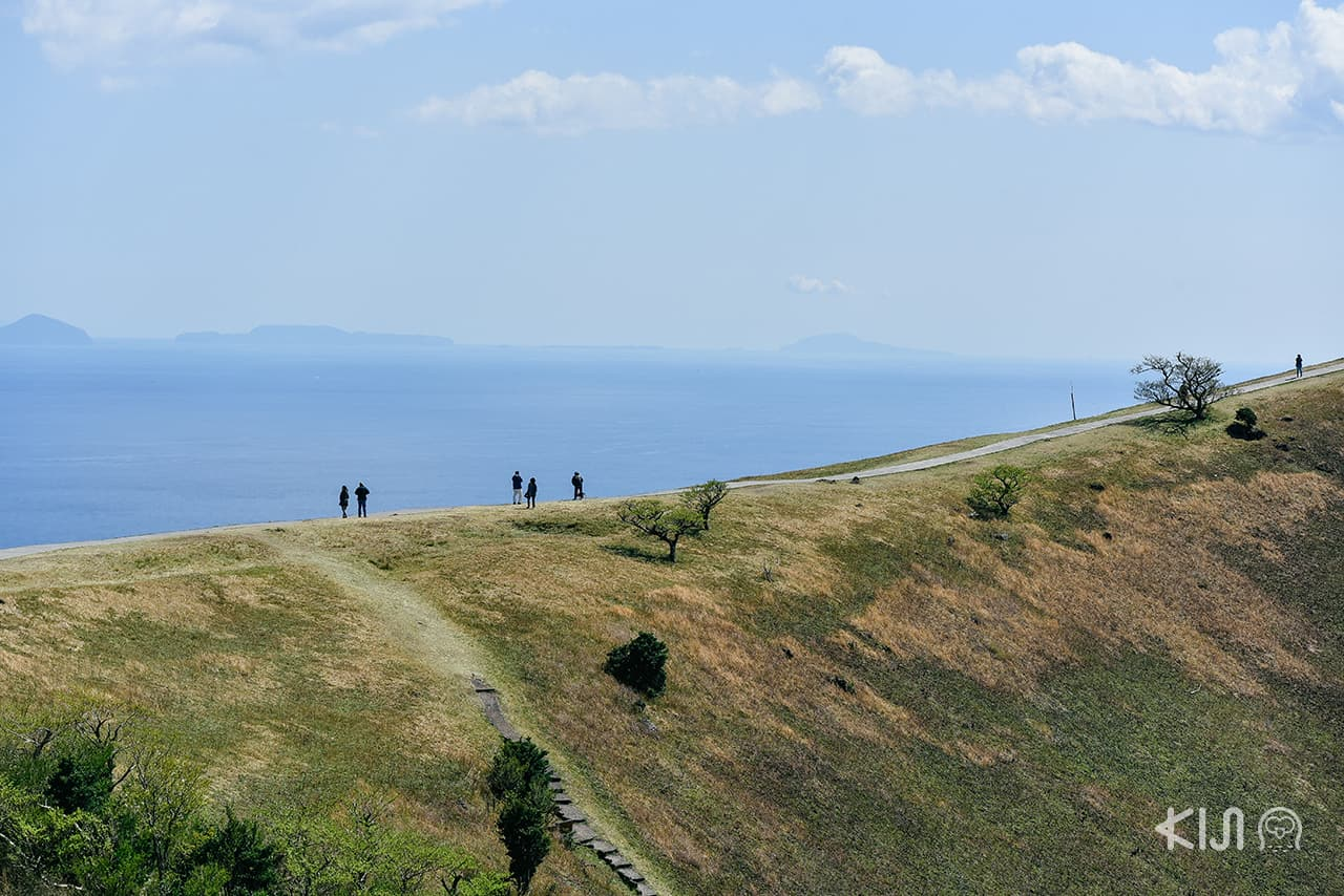 ภูเขาโอมูโระ (Mt.Omuroyama) ชิซูโอกะ